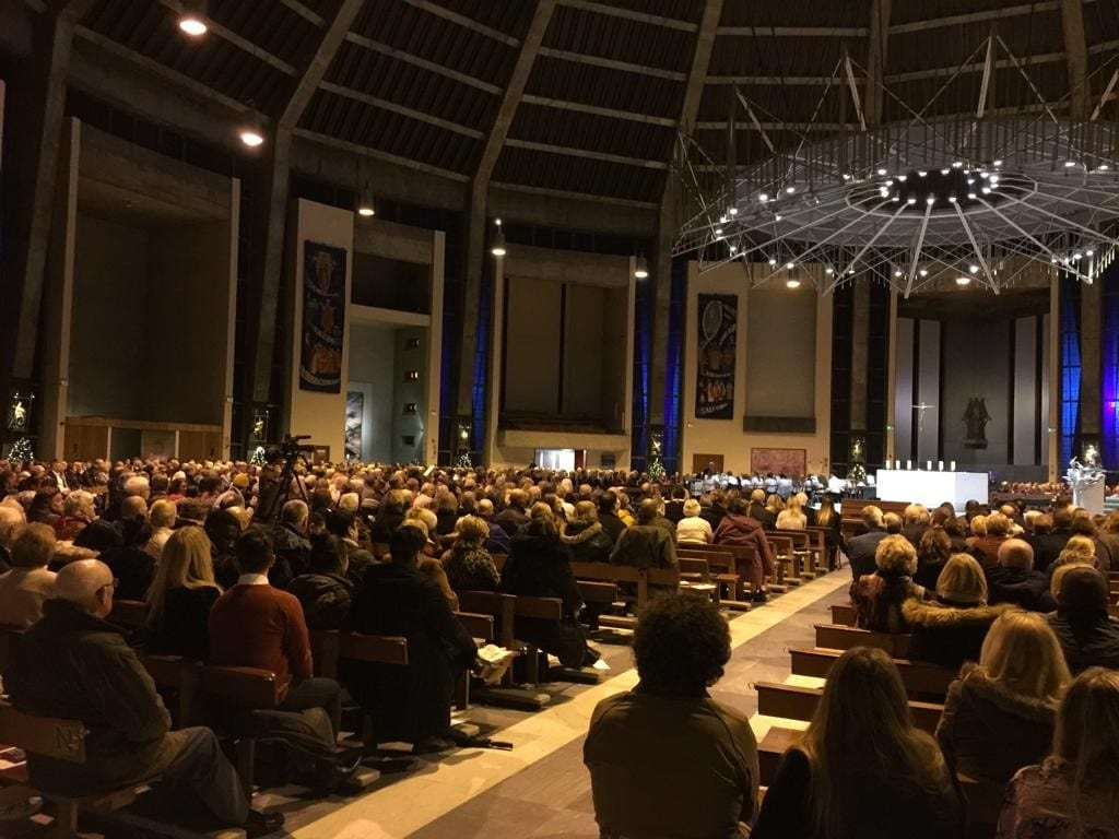 The NSPCC's Candles by Candlelight returns to Liverpool Metropolitan Cathedral - The Guide Liverpool