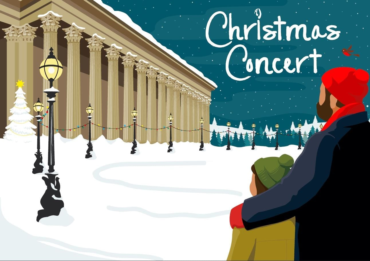 The Claire House Christmas Concert is back at St. George's Hall - The Guide Liverpool