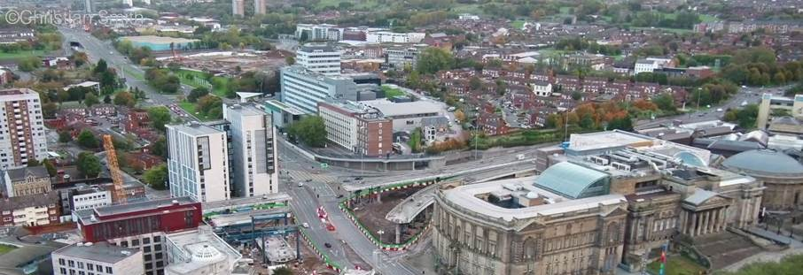 Removal of flawed Churchill Flyovers enters final phases - The Guide Liverpool