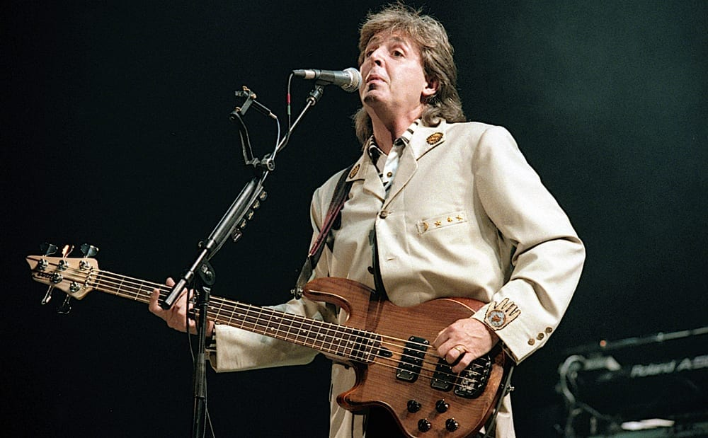 Macca is playing Glastonbury: Here are 5 times Sir Paul McCartney has rocked Liverpool - The Guide Liverpool