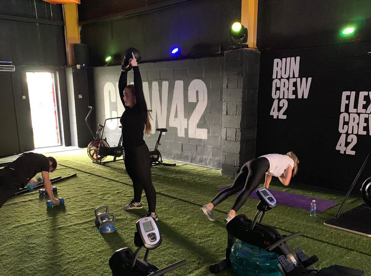 New Liverpool gym Crew 42 is bringing the fun to fitness - The Guide Liverpool