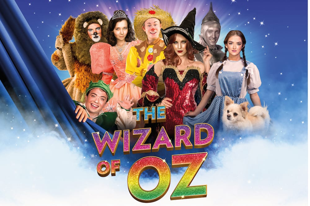 The Wizard of Oz is coming to St Helens Theatre Royal for February Half Term - The Guide Liverpool