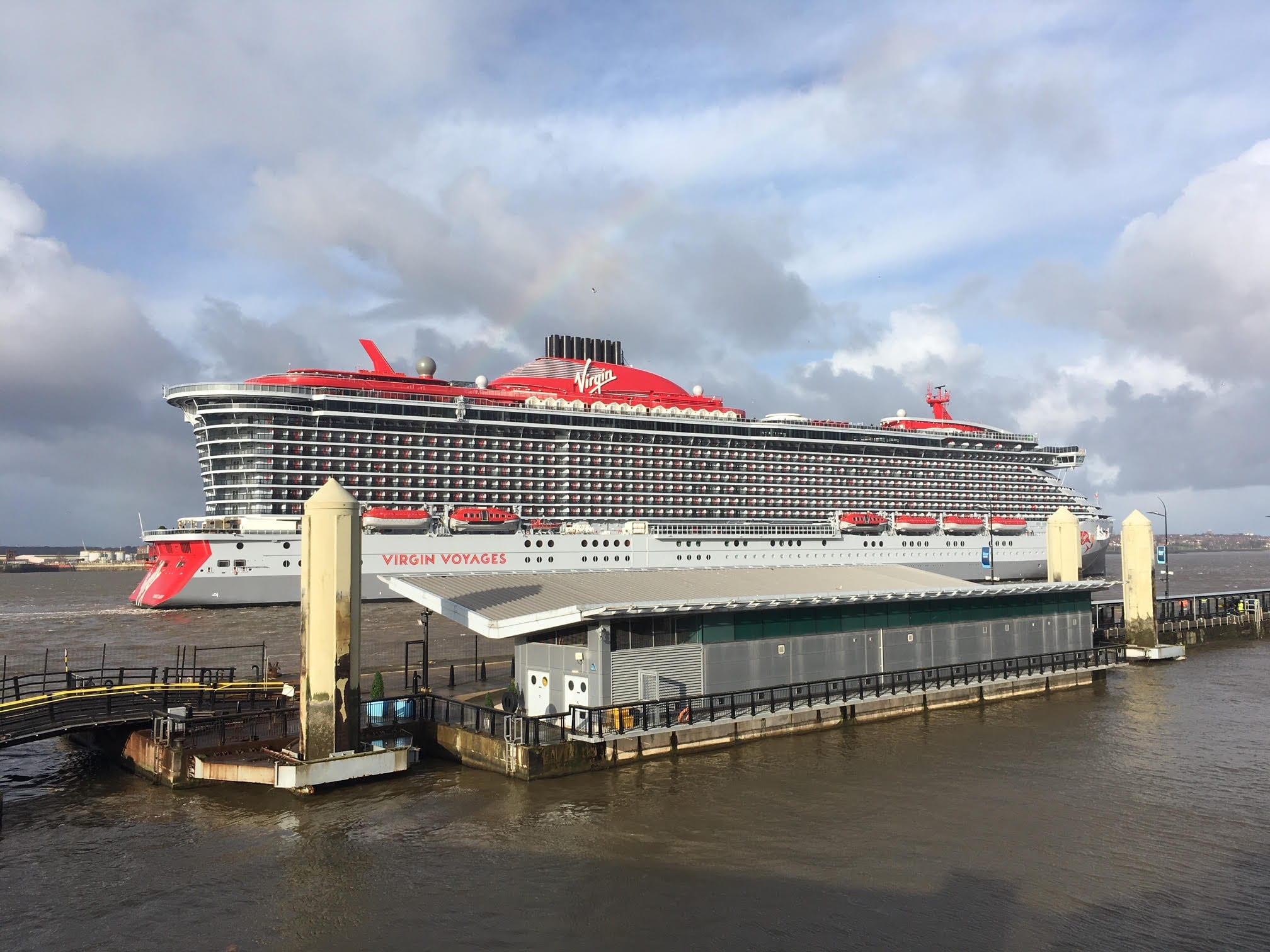 Everything you need to know about Virgin Voyages Scarlet Lady and Liverpool Cruise Terminal - The Guide Liverpool